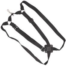 Tenor-Saxophone-Strap-Black-Adjustable-Sax-Saxaphone-Neck-Shoulder-Harness-Strap