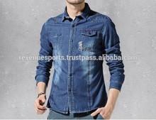 casual men's dress shirts 2015