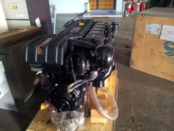C. MERCRUISER DIESEL ENGINE