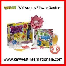 Wallscapes Flower Garden