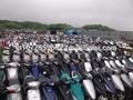 Usado honda scooter diretamente do japão 50-150 cc