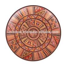 INCA DESIGN WOODEN DISH