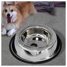 Stainless Steel Pet Bowl Metal Dog Water Bowl