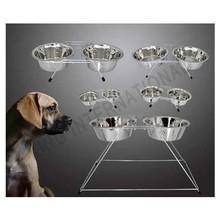 Stainless steel Dog bowls /pet bowls /model bowls