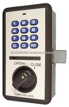Keypad digital locker lock made in Japan , emergency release key available