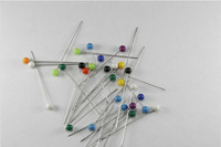 Sharp colorful dressmaker pins for wholesale sewing supplies