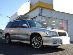 Subaru Forester S / tb-STI-II 2002 Used Car