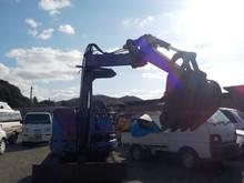 used mini excavator pc28 uu-2 direct from Japan