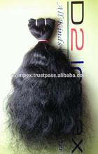 Top quality D2 virgin human hair brazilian remy peruvian braiding hair