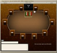 poker business solution