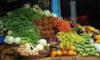 fresh potato, fresh vegetables, fresh fruits