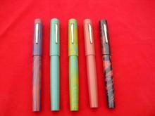 RANGA PREMIUM EBONITE DUOFOLD PEN- 10 Colours