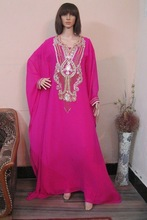 Very fancy Dubai long kaftan, abaya, jalabia,