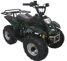 "Kids Sport Utility ATV Four Wheeler W/16"" Inch Tires"