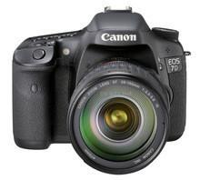 Para nuevo canon eos 7d 18 mp cmos de la cámara réflex digital con 3- pulgadas lcd y f 28-135mm 3.5-5.6 is usm zoom estándar de la lente