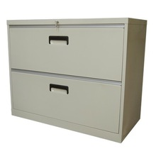Office Furniture, 2 layer steel filing cabinet Taiwan, FILE CABINETS