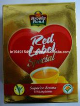 Tea ::Indian Black Tea :: Brooke Bond Red Label Special ::15% LongLeaves