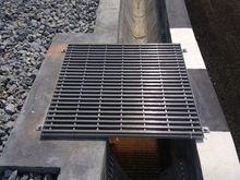 FRP Manhole Cover Grey