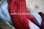 silk yarn,polyester fiber,raw silk yarn on bobbin,