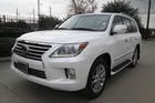 New Car Lexus LX570 Sport Type