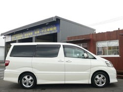 Good looking and Right hand drive toyota alphard price used car at reasonable prices