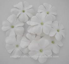 White Jewels of Spring paper flower 6 pcs / 20 pcs / 50 pcs