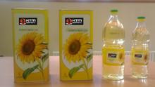 KTM Turkish Origined Refined Sunflower Oil