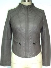 genuine leather jackets fur women