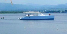 Catamaran Diveboat Yacht