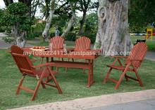 Red Meranti Garden Furniture