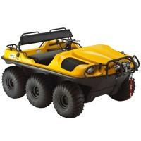 Argo 6x6 650 HD ATV / UTV Yellow Off Road Amphibious - 23hp Briggs Engine