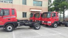 Hyundai 5 Ton Mega Trucj(Cabin Chassis)