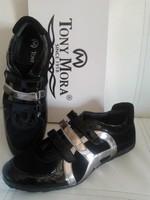 NEW-Gorgeous-TONY-MORA-ELEGANT-Sneakers-man-shoes-43-EU