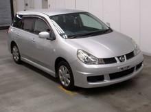208 Nissan Wingroad YK21607/DBA-NY12/HR15DE 1500cc