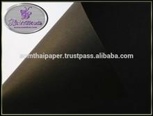 80g~450g Black Paper /Black Cardboard/Two Side Black Cardboard Paper