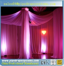 wholesale pipe drape adjustable aluminum backdrops wedding events decor