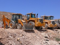 Used low cost wheel loader
