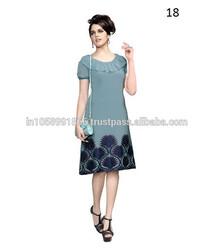 Buy Indo Western Kurtis, Indian Ladies Kurti Online Shopping