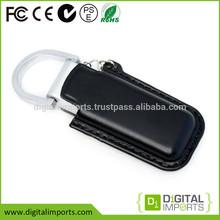 Cuero de la pluma del USB conductor oferta Multi color