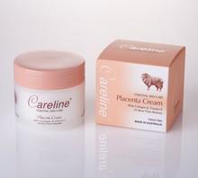 Careline Placenta Cream with Collagen & Vitamin E 100g (Made in Australia) Face and body