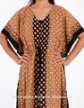vestido de noche vestido islámico caftanes