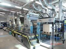 Roland 806-6+L UV dryer Sheet-Fed Offset printing machine