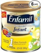 Premium enfamil infantil fórmula, de leche- en polvo a base de hierro con, a través de 1 12 meses, oz 12.5( 354 g)