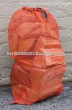 firewood on pallets, firewood losely bulk , firewood in net bags ; OAK , BEECH