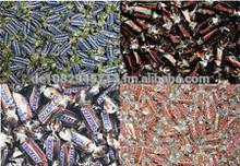 Snickers, Mars, Bounty & Twix Mini Chocolate Candy Pcs in Bulk