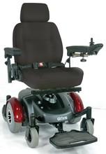 "Image EC Mid Wheel Drive Power Wheelchair, 20"" Seat"