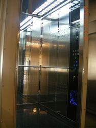 Yukselis Elevator Cabin Model