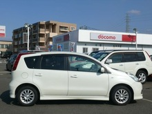 Good looking and Reasonable nissan note used car with Good Condition made in Japan