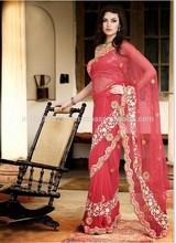 Wedding dress / indian bridal wedding sarees / wholesalers in surat R3719