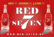 Red Se7en Rubab-Vanilla Liqueurs 12%